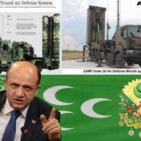 Τούρκος ΥΕΘΑ: «Εκτός από τους S-400 θα αναπτύξουμε και νέο σύστημα – Θα γίνει αδιαπέραστη η αντιαεροπορική μαςάμυνα»
