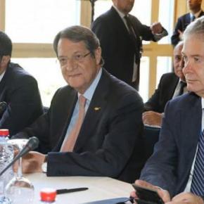 Κυπριακό: Σήμερα βγαίνουν στη φορά τα πρακτικά του ΚρανΜοντανά