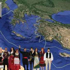 Δήλωση-φωτιά από Π.Καμμένο: «Πόντος, Θράκη, Αιγαίο, Κύπρος είναι ενιαίοςχώρος»!