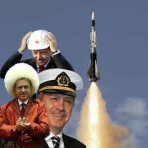 Τουρκική ντρίμπλα: Η Άγκυρα αγοράζει και το αντιαεροπορικό/αντιβαλλιστικό σύστημα SAMP-T Aster 30 για τοΝΑΤΟ