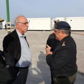 """Βίτσας: """"Έχει δημιουργηθεί ένα τείχος ασφαλείας στηνΚύπρο"""""""
