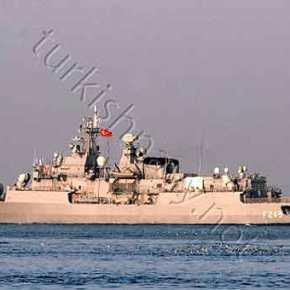 «Τεράστιος οργασμός» στο τουρκικό πολεμικό ναυτικό με εκσυγχρονισμούς και ναυπηγήσεις πολεμικών πλοίων-Θα τοποθετήσουν πυραύλους CruiseATMACA