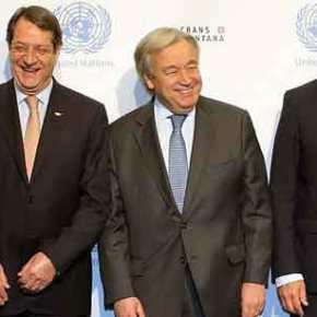 Διακήρυξη της ομάδας των Δέκα: Όχι σε «λύση» παράδοσης της Κύπρου στον στρατηγικό έλεγχο τηςΤουρκίας