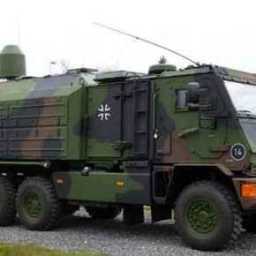 ΕΚΤΑΚΤΟ! Εξελιγμένα Συστήματα για τον Γερμανικό Στρατό από τηνΚύπρο