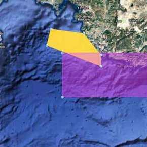 Το Καστελλόριζο είναι ο κύριος στόχος τουΕρντογάν