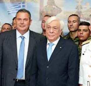 ΘΡΑΣΟΣ ΧΩΡΙΣ ΟΡΙΑ! Διπλή πρόκληση της Αγκυρας σε βάρος του Προέδρου τηςΔημοκρατίας