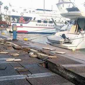 Σεισμός στην Κω: 6,6 ήταν τελικά τα ρίχτερ τουΕγκέλαδου!