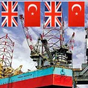 Οι Βρετανοί θέλουν κατάλυση της Κυπριακής Δημοκρατίας λόγω μεγέθους τωνκοιτασμάτων!