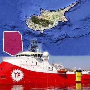 Το Barbaros ξεκίνησε τις παράνομες έρευνες στην κυπριακή ΑΟΖ – Ο χάρτης των περιοχών που δέσμευσε ηΤουρκία