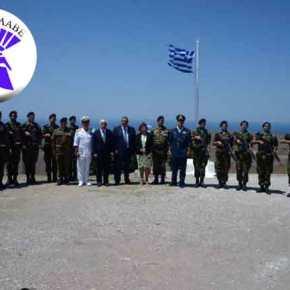 Ο ΠτΔ Π.Παυλόπουλος έριξε το «γάντι» στην Τουρκία: «Μολών Λαβέ» (φωτό,βίντεο)