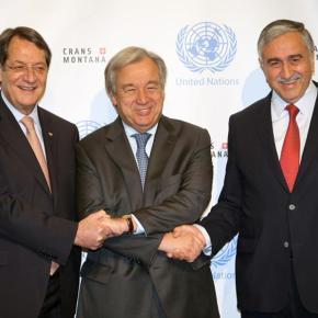 Η πρωτοβουλία Γκουτιέρες και το μέλλον τουΚυπριακού