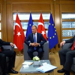 Νέο μπρα ντε φερΕΕ-Τουρκίας
