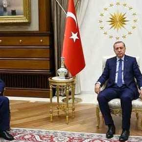 Πολεμικό μήνυμα Ερντογάν-Γιλντιρίμ: «Δεν θα μείνουμε θεατές – Επικίνδυνες οι έρευνες για υδρογονάνθρακες…»