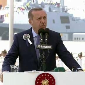 """Ακόμη μία """"αόρατη"""" στα χαρτιά τουρκική κορβέτα καθελκύεται σήμερα-ΦΩΤΟ"""