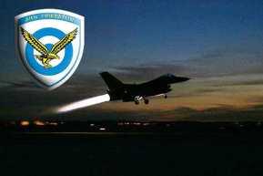 F-16: Νυχτερινή αεροπορική κρούση αιφνιδιασμός δίχως όριο-ΒΙΝΤΕΟ
