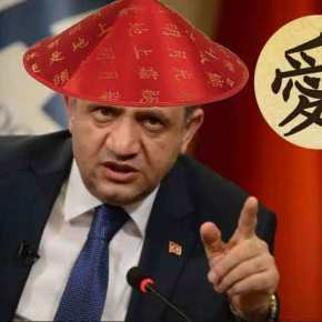 Ο Τούρκος υπουργός κάνει…τον Κινέζο για το πλοίο που αρνήθηκε έλεγχο στοΑιγαίο!