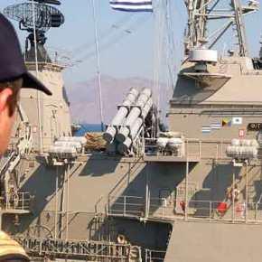 Συνεκπαίδευση μονάδων του Πολεμικού Ναυτικού της Ελλάδας και της Κίνας στονΣαρωνικό