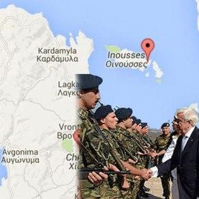 Οι Τούρκοι απείλησαν για δεύτερη συνεχόμενη ημέρα τον Π.Παυλόπουλο ενώ πετούσε προς τη νήσοΠαναγιά