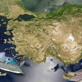 Αεροπλανοφόρο στην Κύπρο και αντιτορπιλικά στο Αιγαίο από τιςΗΠΑ
