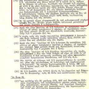 ΚΥΠΡΟΣ 1974: Η άκρως απόρρητη αναφορά του κυβερνήτη του υποβρυχίουΓΛΑΥΚΟΣ!