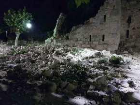 Κως: Δύο νεκροί και δεκάδες τραυματίες από τον ισχυρό σεισμό 6,4Ρίχτερ