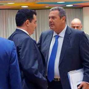 Ο Κύπριος υπουργός Άμυνας λέει όχι στην τουρκοφοβία και τον πανικό πουκαλλιεργείται