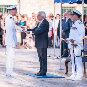 Παρουσία Παυλόπουλου η τελετή ορκωμοσίας των νέων Σημαιοφόρων τάξεως 2017 –ΦΩΤΟ
