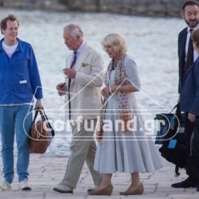 Στην Κέρκυρα με δεκάδες «υπηρέτες» παραθερίζουν ο Πρίγκιπας Κάρολος και η Καμίλα – ΦΩΤΟ Δεν είναι η πρώτη φορά που επισκέπτονται το νησί τουΙονίου
