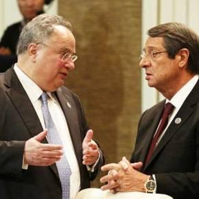 Κυπριακό: Αυτά είναι τα θέματα που θέτει η Ελλάδα στηδιαπραγμάτευση