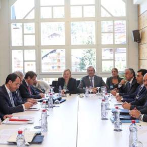 Βόμβα Τσαβούσογλου στην Διάσκεψη για τοΚυπριακό