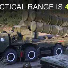 Η Τουρκία θα αποκτήσει αεροπορική υπεροχή στο Αιγαίο με τους S-400…»Ανάλυση από την πλευρά τωνΤούρκων»
