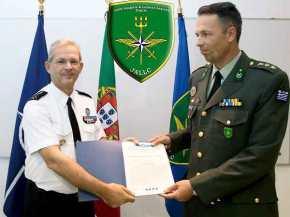 Το ΝΑΤΟ βράβευσε Έλληνα αξιωματικό! Δείτε τιέκανε