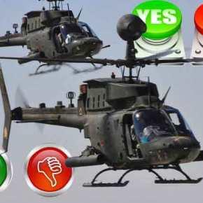 Τι συμβαίνει με τα ελικόπτερα Kiowa από ΗΠΑ που το ΓΕΣ θεωρεί σίγουρα ότι θα ταπάρει