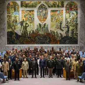 Κωσταράκος και Αποστολάκης στα Ηνωμένα Έθνη – Τιέκαναν