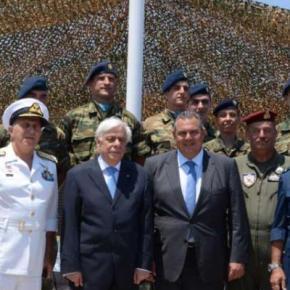 Παυλόπουλος: Δεν υπάρχουν άλλες Ένοπλες Δυνάμεις στην Ευρώπη που πρέπει να έχουν τέτοιαετοιμότητα