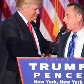 Ο Τραμπ απέλυσε τον ελληνοαμερικανό προσωπάρχη του Λευκού Οίκου -Λόγω των κακών του σχέσεων με τον νέο υπεύθυνοεπικοινωνίας