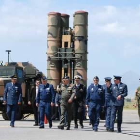 Παρέμβαση ΗΠΑ για τουρκικούς S-400: «Μην τους αγοράσετε» λέει ο αρχηγός των αμερικανικών ενόπλωνδυνάμεων!