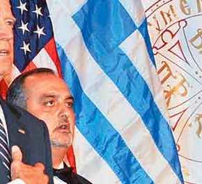 «Μάικλ The Greek»: Επικεφαλής της Υπηρεσίας Πρωτοκόλλου στο αμερικανικό ΥΠΕΞ(φωτό)