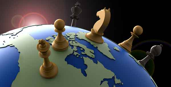 Αποτέλεσμα εικόνας για γεωπολιτικη σκακιερα ανιματεδ
