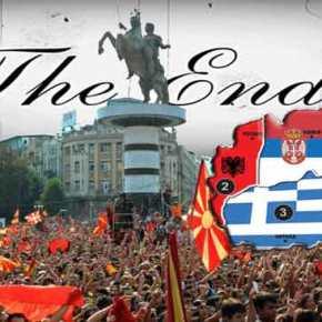 Μοιράζουν τα Σκόπια; – Τριμερής συνάντηση Ελλάδας-Σερβίας-Βουλγαρίας στηνΘεσσαλονίκη