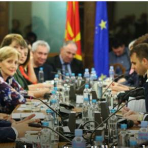Τα Σκόπια αποφάσισαν την επίλυση των διαφορών με Ελλάδα καιΒουλγαρία