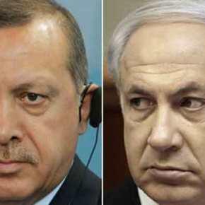 Ο Ερντογάν άναψε φωτιά και με το Ισραήλ που του απαντά σε υψηλούςτόνους