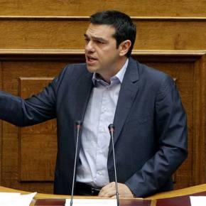 Ο Τσίπρας θα ενημερώσει την Βουλή για τις εξελίξεις στοΚυπριακό