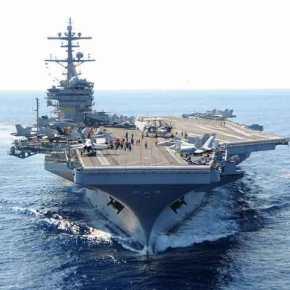 EKTAKTO – Το «USS George H.W. Bush» τύφλωσε τoυρκικά F-16 που επιχείρησαν εικονική προσβολή του «WESTCAPELIA»