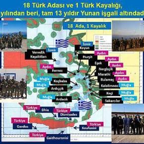 Απόβαση σε νησί του Αιγαίου ανακοίνωσαν οι Τούρκοι για την σημερινή επέτειο της Συνθήκης τηςΛωζάνης!
