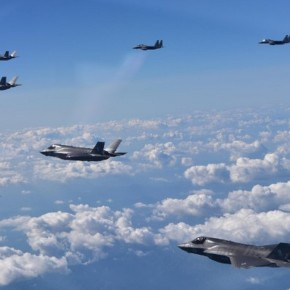 ΠΩΣ ΕΓΙΝΕ Η «ΕΠΙΔΕΙΞΗ ΙΣΧΥΟΣ» ΜΕ F-35, F-15K ΚΑΙ Β-1Β ΣΤΗ ΝΟΤΙΟΚΟΡΕΑ