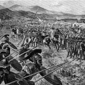 Τα πέντε ανεξήγητα φαινόμενα της μάχης τουΜαραθώνα
