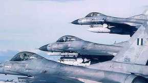 Αερομαχίες «ελληνικών» F-16 block 30 με ρωσικά MiG29SMT