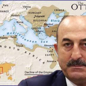 Χάρτης-σοκ: Αυτά είναι τα 152 ελληνικά νησιά που ο Τούρκος ΥΠΕΞ. Μ.Τσαβούσογλου λέει ότι είναι «τουρκικόέδαφος»!