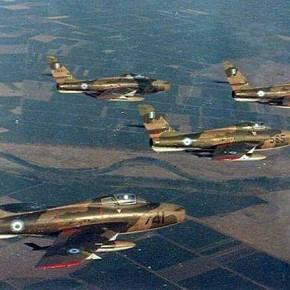 Όταν τα F-84F θα χτυπούσαν τους Τούρκους στην Κερύνεια – Η αποστολή που ματαιώθηκε την τελευταίαστιγμή…